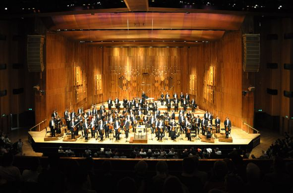 Classical concert in London