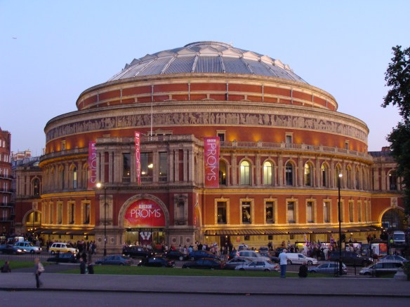 iconic venue in London England