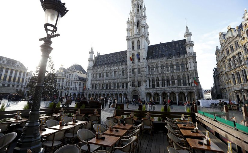 Brussels: 5 Places To Have Dinner Near The Grand Place
