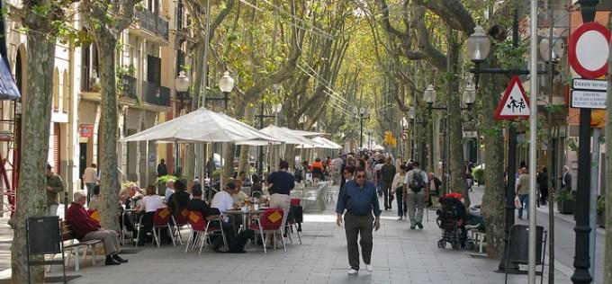 Poblenou Barcelona touristic