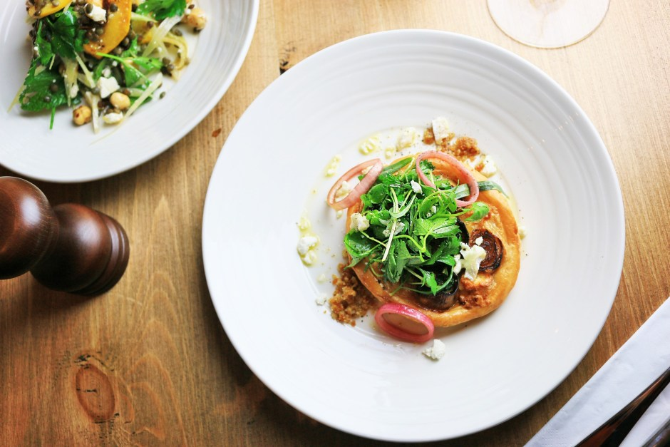 Vegetarian food in Soho