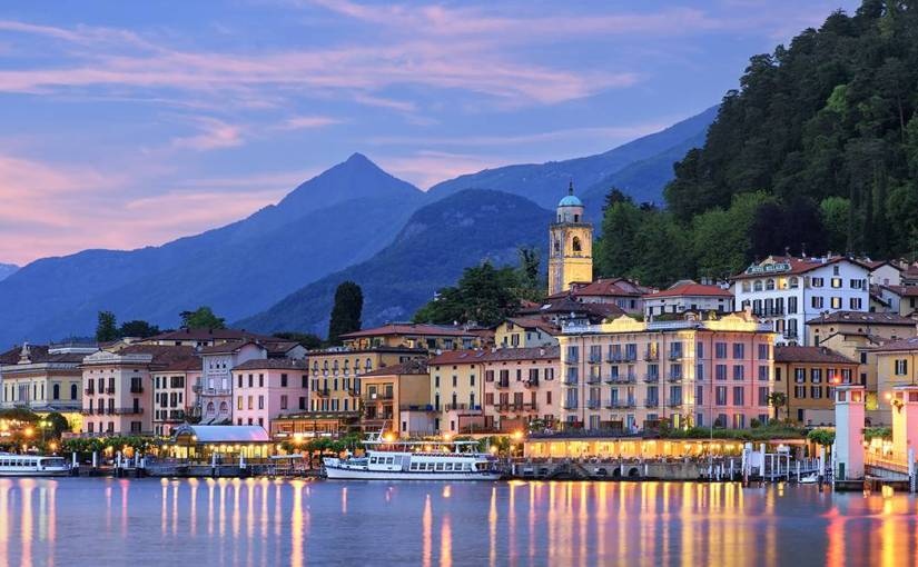 Como: History, Charm And Picture Perfection
