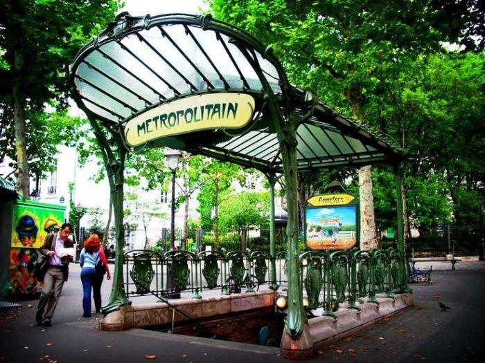Paris Metro App