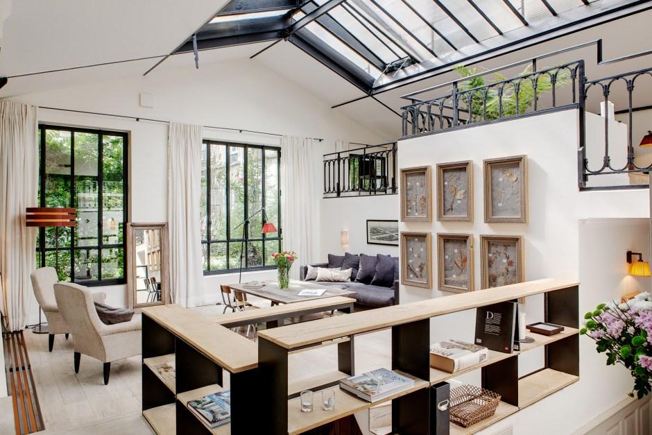latin Paris luxury rental