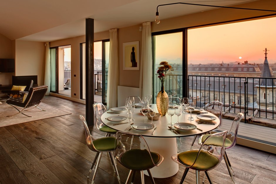 Le Marais luxury rental