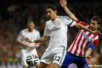 Ángel Di María fue una de las figuras del partido - Cortesía Real Madrid