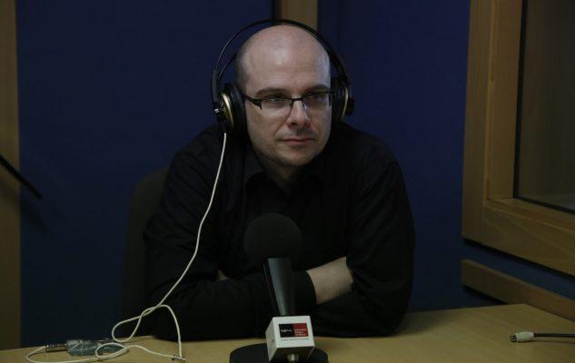 Mister Chip entrevistado en Europea Radio en la #SemanaComunicacionUEM2014