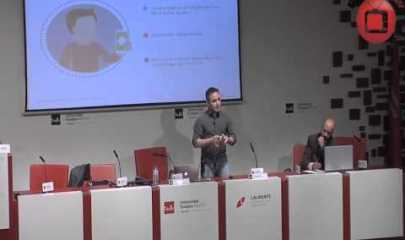 "Video thumbnail for youtube video Alfonso Sánchez en la UE: ""Se transforma el tiempo en dinero con conocimiento"""