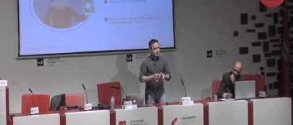 """Video thumbnail for youtube video Alfonso Sánchez en la UE: """"Se transforma el tiempo en dinero con conocimiento"""""""