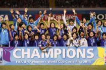apon Campeoa Mundial Femenino Sub-17 (Foto: Getty Images/FIFA)