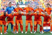 Selección de Holanda (Foto: EFE)