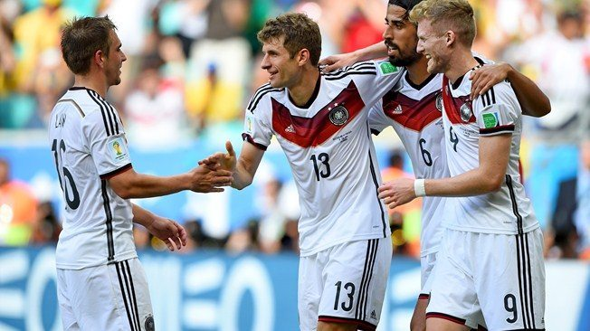 Müller - Alemania (Foto: FIFA/Getty Images)