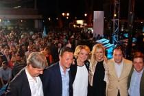 Esperanza Aguirre y Cristina Cifuentes inauguran la campaña electoral