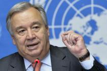 Alto Comisario de las Naciones Unidas para Refugiados António Guterres