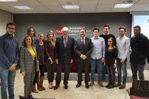 Charla en la Universidad Europea de Valencia