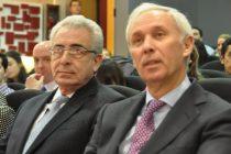 El presidente Zedillo con Miguel Carmelo