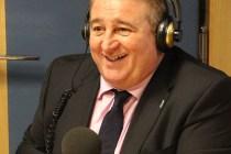Gaspar Rosety en una de las entrevistas de Europea Media
