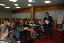 Sergio Navarro, Director de A&G Banca Privada en la Universidad Europea