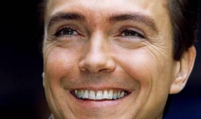 David Cassidy, en Londres, el 23 de octubre de 1995./ ANDREW SHAW (REUTERS)/ EL PAÍS