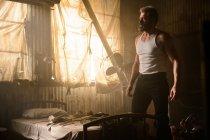 Fotograma de Logan / IMDB