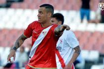 Raul de Tomas frente al Sevilla Atlético