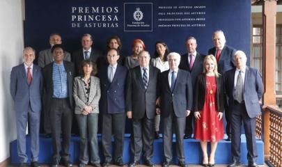 pREMIOS Princesa Asturias