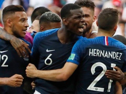 Francia y Uruguay, las grandes triunfadoras de la noche / EFE