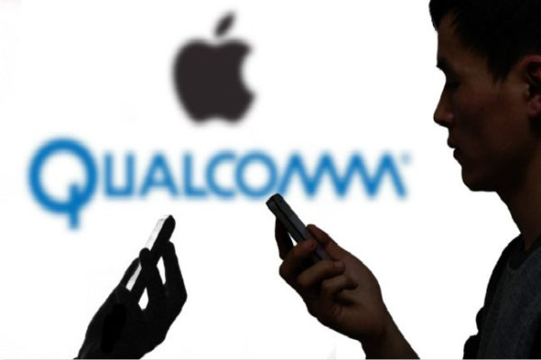 Qualcomm vence a Apple