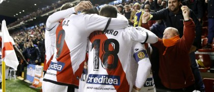 Rayo Vallecano vs Eibar