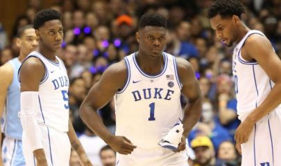 Zion Williamson, jugador de la universidad de Duke