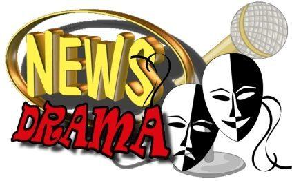 News drama logo