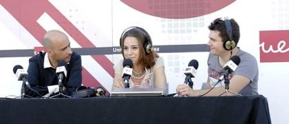 Wellcome Week: Javier Pérez entrevistado por Angélica Carbonell y Álex Costa