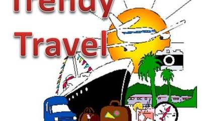 Trendy Travel logo 2015