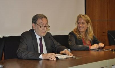 Rocío Albert y Eugenio Nasarre