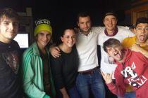 Bromas Aparte en Europea Radio
