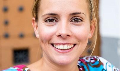 María Martín Revuelta, concejala de Medio Ambiente y Mobiliario Urbano, Nuevas Tecnologías, Movilidad y Transportes y Medios de Comunicación de Villaviciosa de Odón