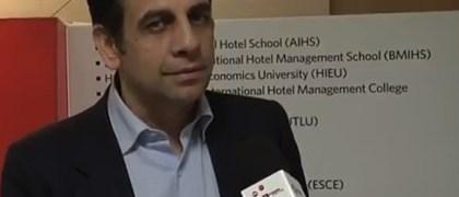 Elias Israel en la UEM