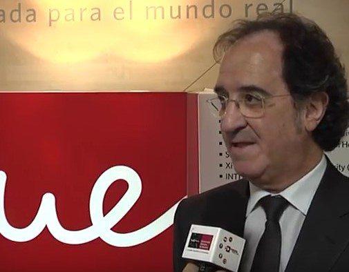 Julián Redondo enla UEM