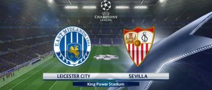 Leicester Sevilla