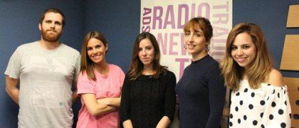 Laura Santolaya, Georgina Gerónimo, Anastasia Bengoechea y Angélica Carbonell, Pablo Macías