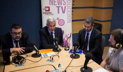Víctor Arribas, Pedro Rodríguez y Miguel Angel Benedicto (2)