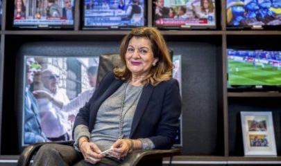 Carmen Amores García - Directora General del Ente Público de Castilla-La Mancha Media.