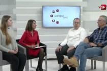Fesser y Luna en Europea TV