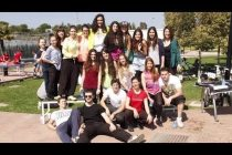Video thumbnail for youtube video Flashmob ''Dance Now''