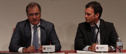 Antonio Pires De Lima y Luis Calandre