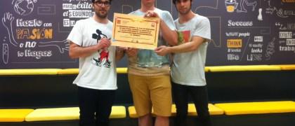Ganadores Game Jam UE