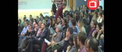 Conferencia de Pedagogía dirigida por Vicky Subirana en la UEM