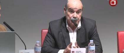 Inauguración del curso de Comunicación Audiovisual con Antonio Resines (Pte. Academia de Cine).