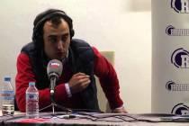 Emisión del programa de Paco García Caridad de Radio Marca.