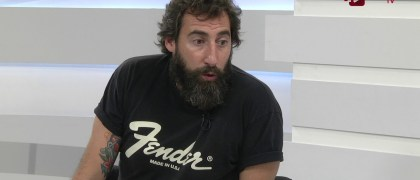 ENTREVISTA A MANU BRABO EN EUROPEA TV